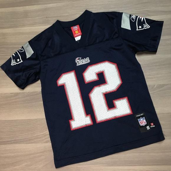 Tom Brady Kid Jersey